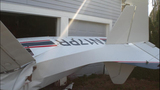 Small plane crashes into home near Woodinville - (3/13)