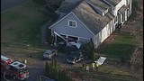 Small plane crashes into home near Woodinville - (10/13)