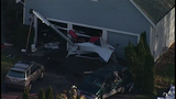 Small plane crashes into home near Woodinville - (8/13)