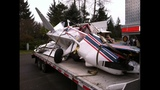 Small plane crashes into home near Woodinville - (5/13)