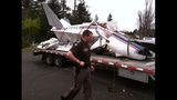 Small plane crashes into home near Woodinville - (13/13)