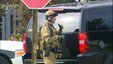 PHOTOS: SWAT team surrounds killer - (13/16)