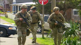 PHOTOS: SWAT team surrounds killer - (5/16)