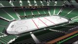 Preliminary interior designs of new NBA/NHL arena - (4/7)