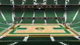Preliminary interior designs of new NBA/NHL arena - (5/7)