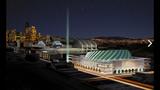 Preliminary interior designs of new NBA/NHL arena - (6/7)