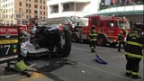 2 hurt in downtown Seattle crash - (3/3)