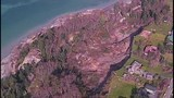 Whidbey Island homes threatened by landslide - (1/21)