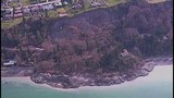 Whidbey Island homes threatened by landslide - (17/21)