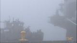 USS Nimitz departs Everett naval station - (1/6)