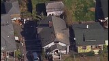 Chopper 7 over Everett house explosion - (17/21)
