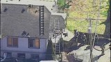 Chopper 7 over Everett house explosion - (21/21)
