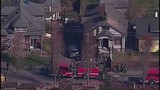 Chopper 7 over Everett house explosion - (14/21)