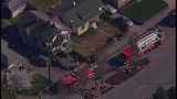 Chopper 7 over Everett house explosion - (18/21)
