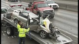 Head-on crash on SR 520 at Montlake - (2/13)