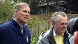 Gov. Inslee tours Whidbey Island - (2/10)