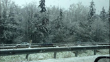 Snow, hail scattered throughout the region - (8/9)