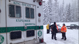 Two avalanches hit near Snoqualmie Pass - (4/5)