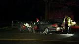 Arlington crash leaves 4 injured - (1/8)