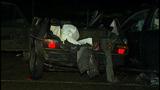 Arlington crash leaves 4 injured - (5/8)