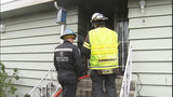 Family barely escapes fire at Renton home - (4/13)