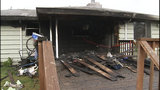 Family barely escapes fire at Renton home - (3/13)