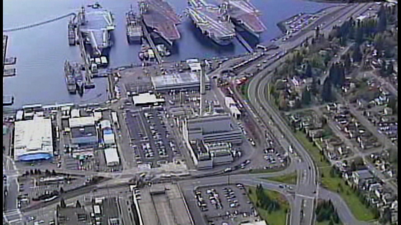 Bremerton Naval Base >> Suspicious Package Found At Bremerton Naval Base Kiro Tv