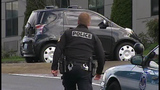 Man barricaded in North Seattle hotel - (1/10)