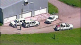 Small plane crash lands in cow pasture - (5/10)