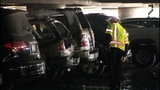 Cars charred, destroyed in garage fire - (6/11)