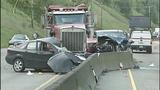 2 killed in crash into gravel truck near Sumner - (11/16)