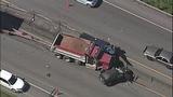2 killed in crash into gravel truck near Sumner - (5/16)