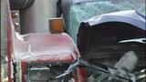 2 killed in crash into gravel truck near Sumner - (7/16)