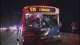 Couple killed when bus slams into SUV - (6/14)
