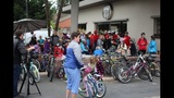 Scenes from National Bike to School Day in Seattle - (1/8)