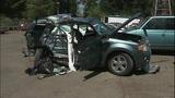 Couple killed when bus slams into SUV - (10/14)