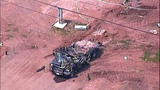 Dramatic photos show aftermath of dozer rampage - (2/25)