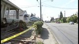 Tacoma home damaged after SUV crashes into it - (8/13)