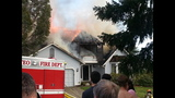 Fire destroys Mukilteo home - (1/5)