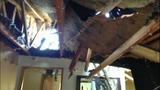 Sudden storm wreaks havoc - (6/25)