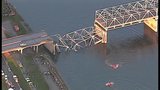 I-5 bridge over Skagit River collapses - (4/25)