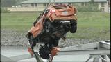 Vehicles, bridge debris pulled from Skagit River - (16/25)