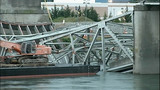 Vehicles, bridge debris pulled from Skagit River - (15/25)
