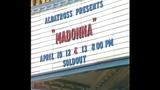 Madonna's 1985 Virgin Tour debut in Seattle - (10/10)
