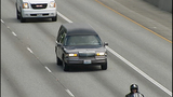 Scenes from fallen trooper's motorcade - photos - (7/13)