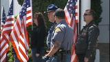 Scenes from fallen trooper's motorcade - photos - (12/13)