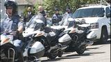 Scenes from fallen trooper's motorcade - photos - (3/13)