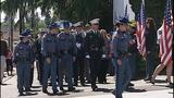 Scenes from fallen trooper's motorcade - photos - (4/13)