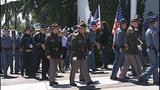 Scenes from fallen trooper's motorcade - photos - (8/13)