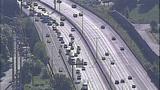 Semi overturns, blocks I-405 lanes in Renton - (5/16)
